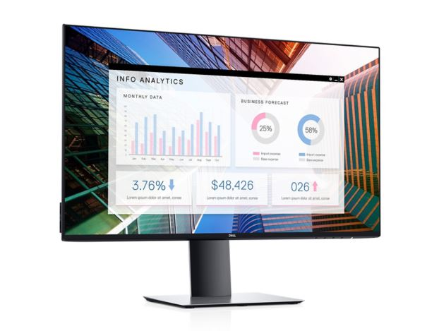 Dell Display U2719D UltraSharp LED