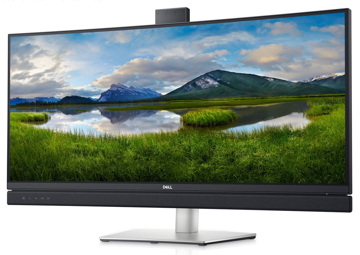 Dell Display C3422WE (Video-Konferenzen)