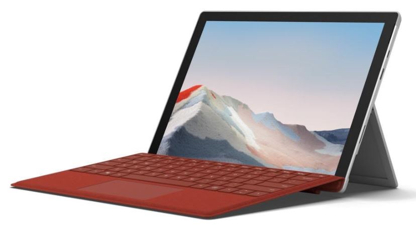 MS Surface Pro 7+